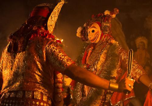 Kartik Naach (Dance)