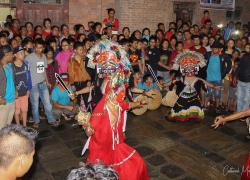 मध्यपुर थिमीको भैरव नाच सानो परिचय