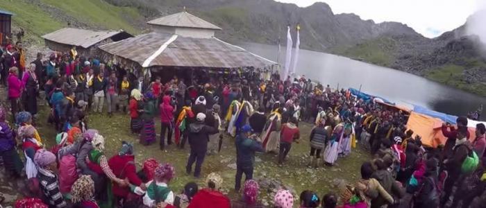 Gosaikunda Lake Festival