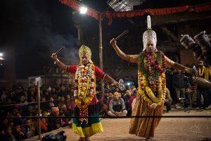 Kartik Naach - Festival in Nepal